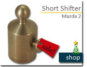 Mazda 2 Short Shifter
