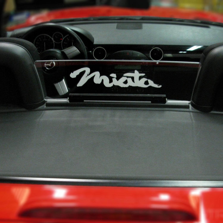 Mazda Miata 2006-2015 Wind Deflector